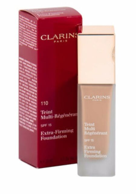 CLARINS Honey 110 Extra Firming Foundation SPF 15 Liquid Discontinued AUTHENTIC