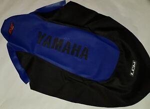 YAMAHA RAPTOR 700 BLACK SEAT COVER ULTRAGRIPP RUBBER SHIPPING WORLDWIDE