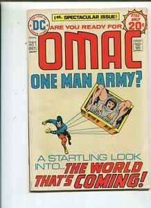 Omac-1-Very-Fine-1st-Appearance-One-Man-Army-CBX28