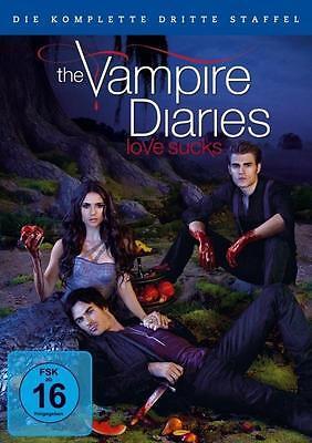 The Vampire Diaries - Staffel 3 [5 DVDs]   DVD   gebraucht