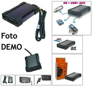 xcarlink usb sd aux in mp3 audi a3 vw rcd 300 500 golf. Black Bedroom Furniture Sets. Home Design Ideas