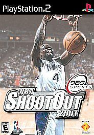 NBA ShootOut 2001 (Sony PlayStation 2, 2001)
