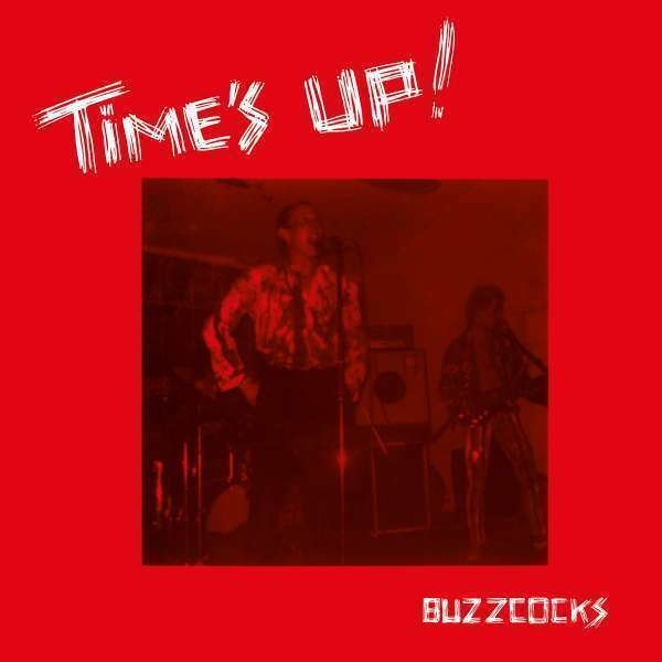 Buzzcocks - Time's Up! Nuevo CD