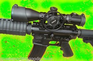 Details about 4-16X44 Compact Rifle Scope UTG Leapers 36 Color Reticle with  SWAT Wheel