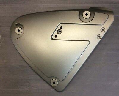 Side cover panel matt black left for Keeway Superlight post 2014