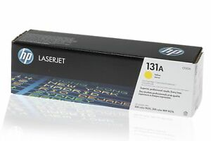Neu HP 131A CF212A Toner gelb B