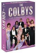 The Colbys Complete Series Season DVD Set Collection TV Show Episodes Box Lot R1