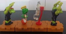 Vintage Space Jam McDonald's Happy Meal Toys Bugs Bunny Marvin the Martian