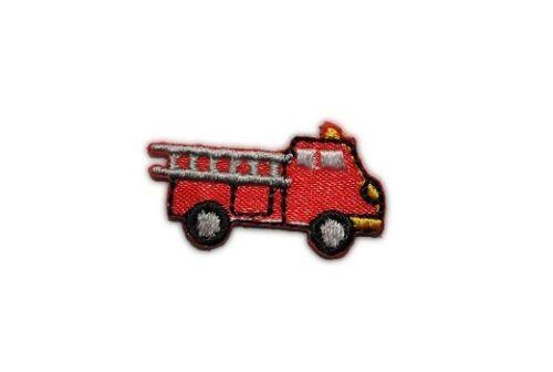 Departamento de bomberos 2,9 cm 1,7 cm coche car Patch aplicación perchas imagen Patch