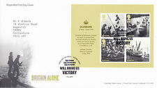 13 MAY 2010 BRITAIN ALONE MINIATURE SHEET ROYAL MAIL FIRST DAY COVER DOVER SHS a