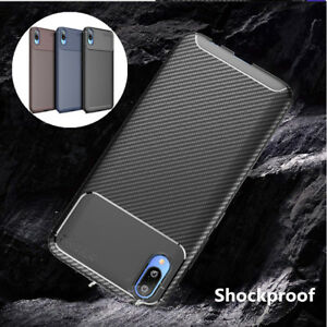 new products ebcf4 dd7f5 Details about For VIVO Y97 V11 Pro V11i Shockproof Rubber Soft TPU Slim  Phone Case Back Cover