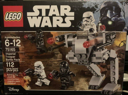 LEGO Star Wars Imperial Trooper Battle Pack 75165 NEW