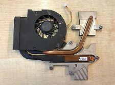 Packard Bell EasyNote TJ62 CPU Ventilador De Refrigeración + Heatsink Soporte 60.4FM09.001