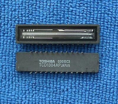 1Pc TCD1304AP TOSHIBA Original CCD Linear Image Sensor DIP-22 High Quality