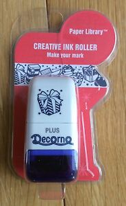 Image Is Loading Plus Japan 1 X Deco Mini Roller Stamp