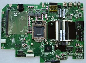 HP-648512-001-DA0ZN9MB6G0-MOTHERBOARD-for-Touch-Smart-610-SERIES-PC