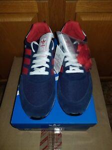 Marino Rojo Azul 10 Adidas Nuevo D96819 Tama I Blanco 5923 o qf1ItZ