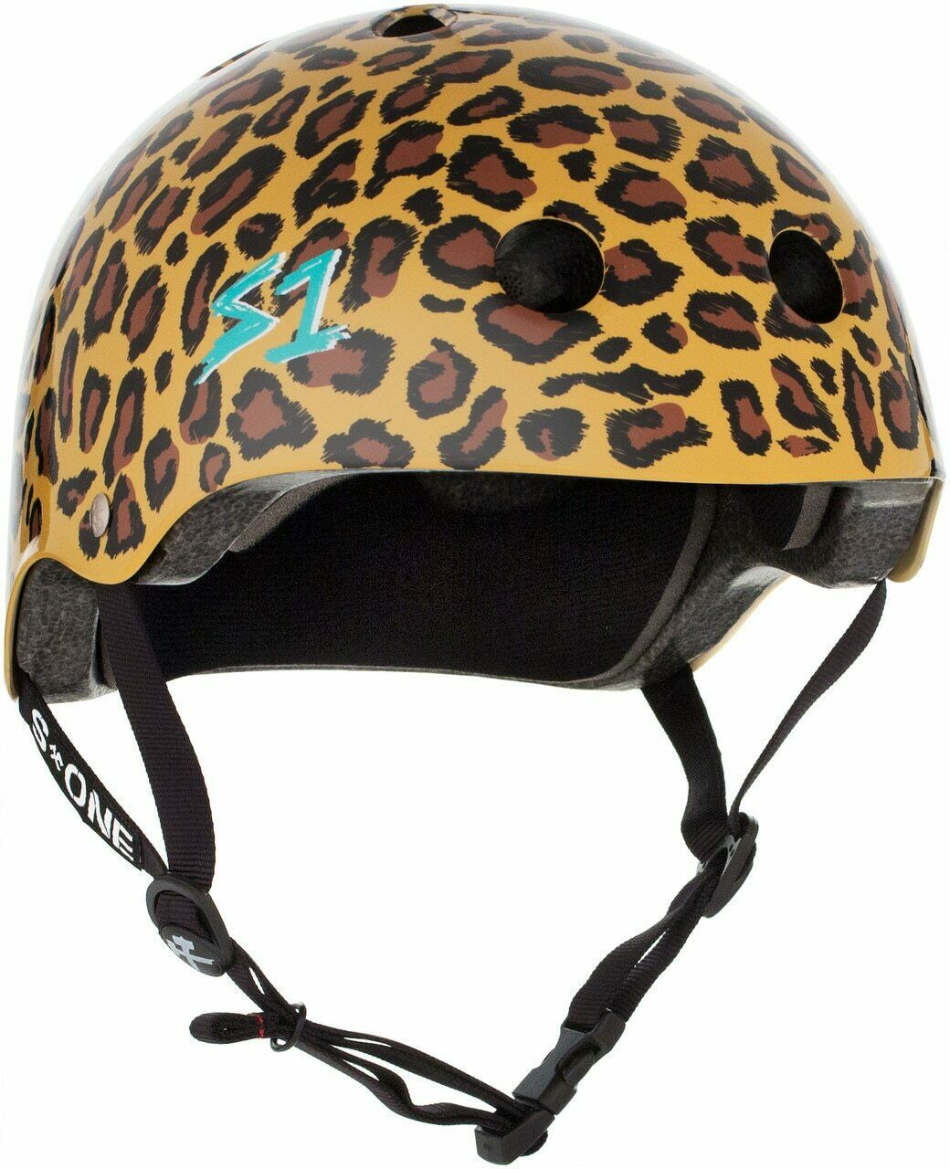 S1 Lifer Helmet - Moxi Leopard Print