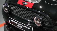 MINI COOPER Countryman R55 R56 R57 R60 E61 OEM Black LED Driving Lamps & Grille