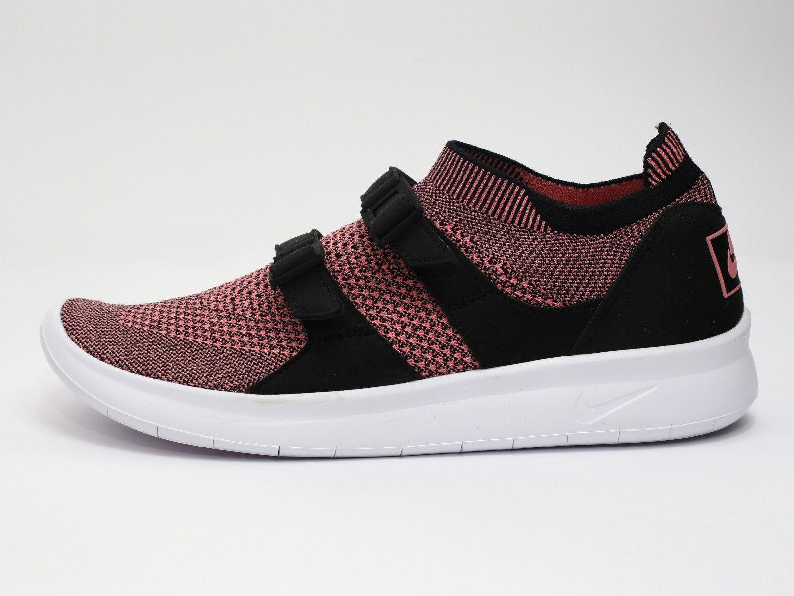 Nike Air sockracer flyknit (898022-003) calcetines cortos-talla 45-rojo-nuevo (s)