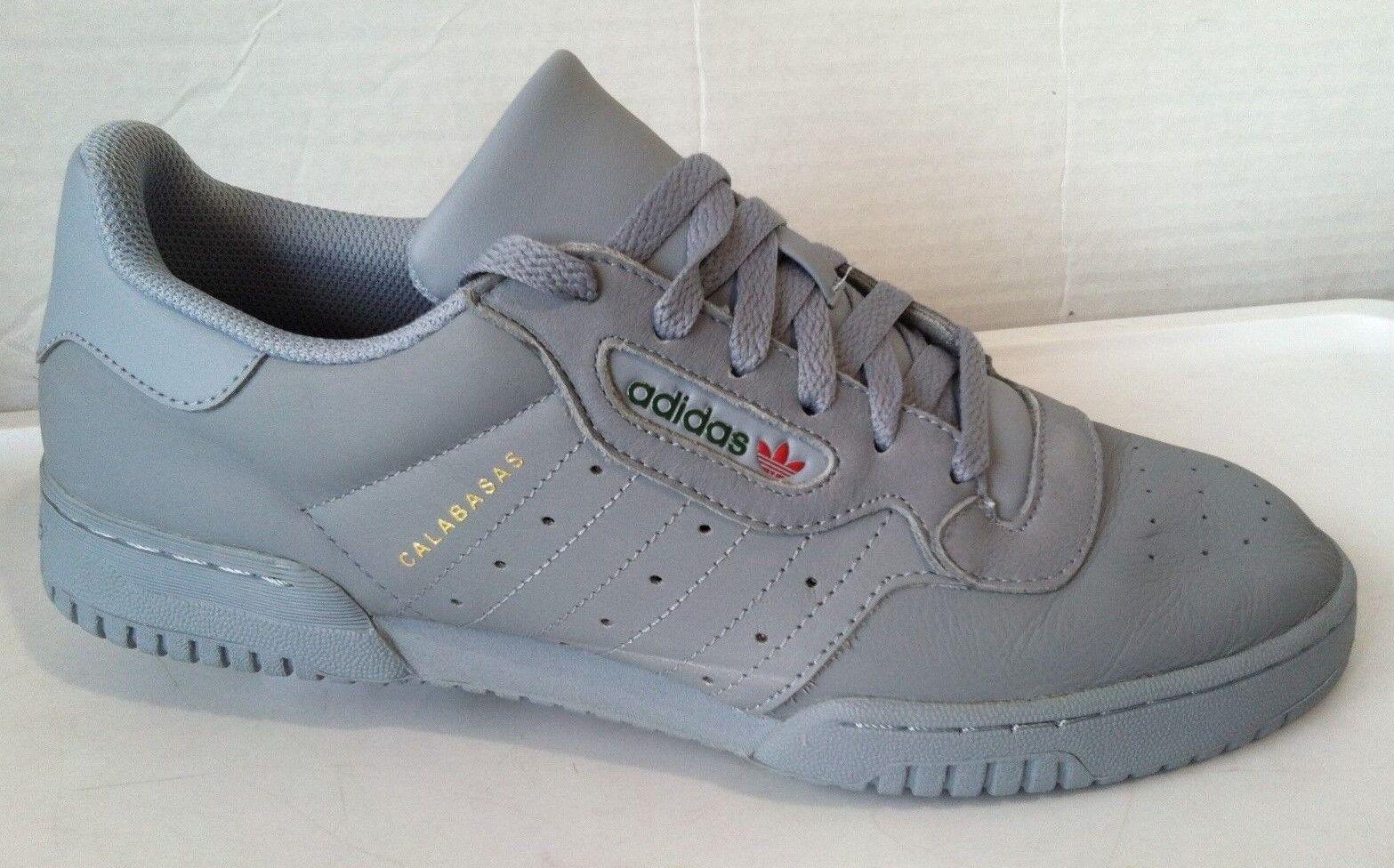 NWOBX Adidas  Yeezy Powerfase Calabasas grigio SZ 11 CG6422 LIMITED 100% Autentico  100% nuovo di zecca con qualità originale