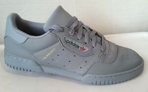 e1c965bfb0496 NWOBX Adidas Yeezy Powerphase Calabasas Grey SZ 11 CG6422 LIMITED ...