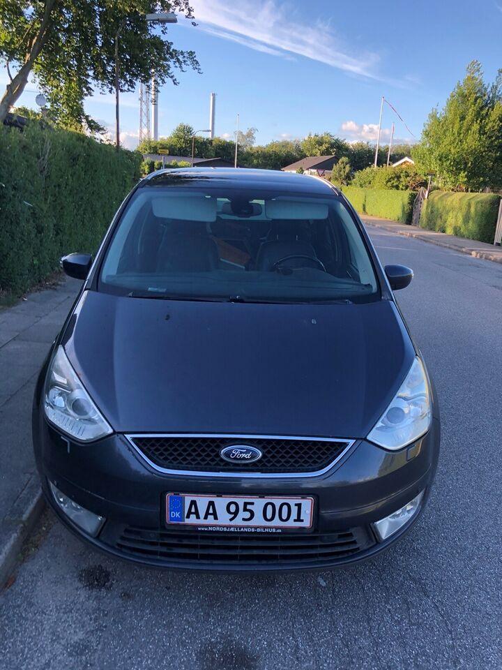 Ford Galaxy, 2,0 TDCi 140 Ghia 7prs, Diesel