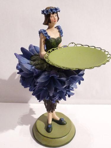 Objet de collection  figur - fleur - veilleuse - ma ï s