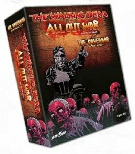 The Walking Dead All Out War - The Governor Booster - MANTIC GAMES
