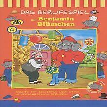 Benjamin-Bluemchen-Das-Berufespiel-von-Schmidt-Spie-Software-Zustand-gut