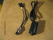 FLEX HF RADIO  HEADSET  ADAPTER WITH  PTT SWITCH  FOR ALL  FLEX RADIOS