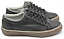 SPERRY Top-Sider Striper II LTT sneaker Black Leather Boat Men/'s Size 8.0