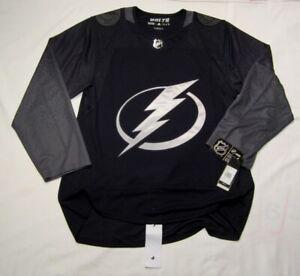 TAMPA-BAY-LIGHTNING-size-56-XXL-Alternate-3rd-Style-ADIDAS-NHL-HOCKEY-JERSEY