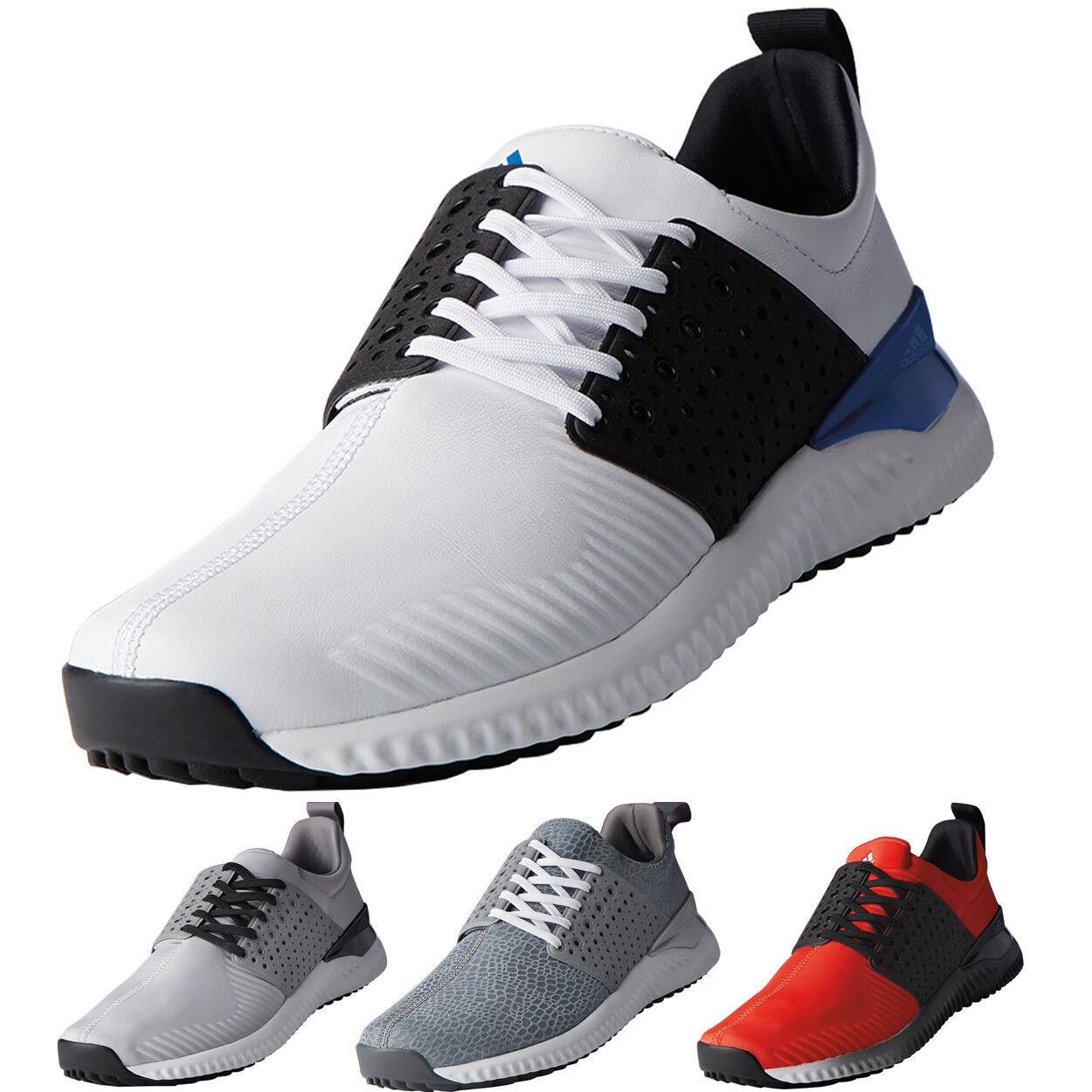 Vigilancia Petrificar El diseño  Adidas Men's Adicross Bounce Golf Shoes, New for sale online