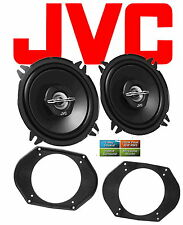 JVC Lautsprecher für MAZDA PREMACY  1999 - 2005 Türen vorne 250 WATT BOXEN 13cm