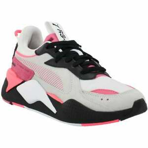 Puma Rs-X Reinvent Lace Up  Womens  Sneakers Shoes Casual   - White