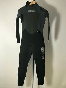 Mystic-Star-Womens-Fullsuit-5-4mm-Back-zip-wetsuit-Black-x-small