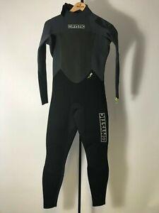 Mystic-Star-Womens-Fullsuit-5-4mm-Back-zip-wetsuit-Black-Medium