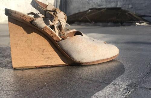 Maison Martin Margiela Original Sample Wood Heel W