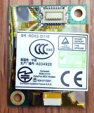 GENUINE Sony Vaio PCG-9W4M VGN-BX195VP - Modem Board (Model No. RD02-D110) (019)