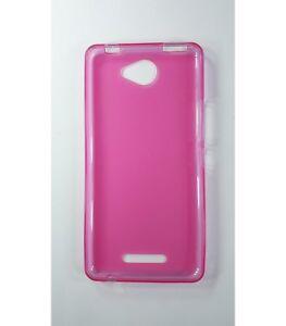 Cover-Gel-TPU-Case-Protective-Silicone-for-Bq-Aquaris-u-Pink
