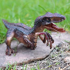 Velociraptor Raptor Dinosaur Toy Educational Model Best Birthday Gift For Kids