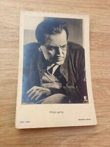 Fritz-Lang-Ross-Starpostkarte-6333-1