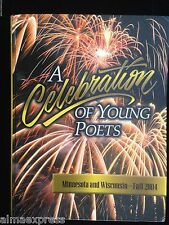 Minnesota & Wisconsin Fall 2004, A Celebration of Young Poets Poetry Book