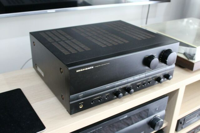 Legendary Marantz PM-80 Integrated Class A/AB Amplifier Audiophile grade.