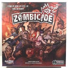 Zombicide Season One 1  board game Guillotine games 2014 New GUG0001