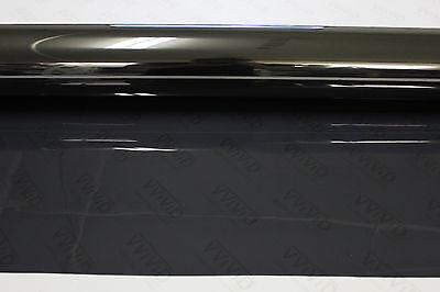 Car Auto Shade 20/% VLT 2 PLY Roll 25 sq ft VViViD Window Tint Film 5ft x 5ft