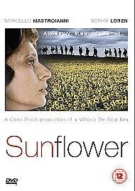 Sunflowers (DVD, 2007) MASTROIANNI LOREN Region 2 NEW SEALED