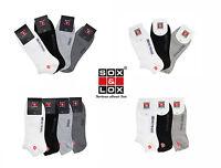 Sox&lox - Mens&womens Non-cushioned, Thin, Casual, Non-slip Plain Low Cut Socks