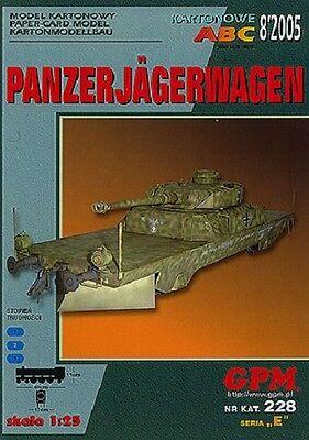 1939 1:25 GPM 178  Artillerieschlepper C4P